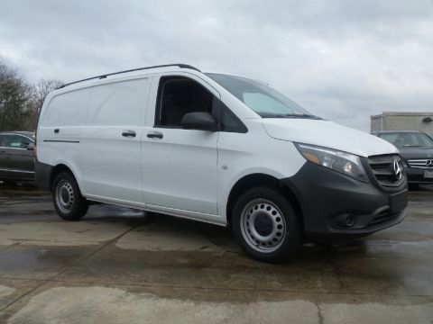 New Mercedes-Benz Metris Cargo Mini-Van