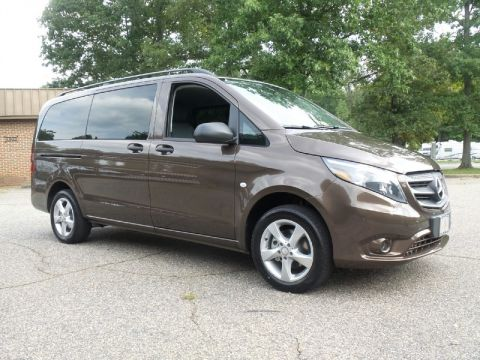 New Mercedes-Benz Metris Passenger Mini-Van