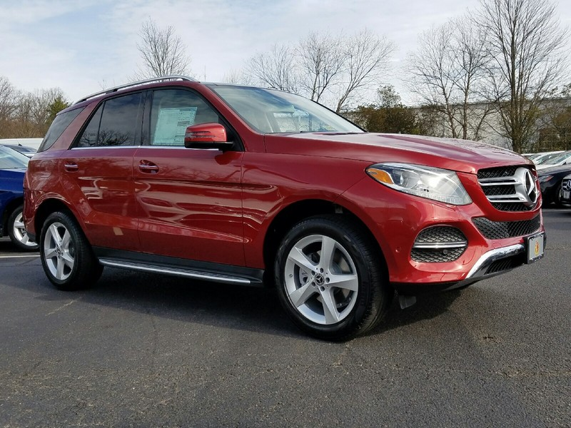 New 2017 mercedes benz gle350 base 4matic sport utility for Mercedes benz midlothian