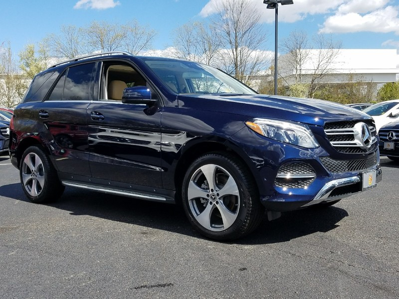 New 2017 mercedes benz gle gle 350 suv in midlothian for Mercedes benz midlothian service