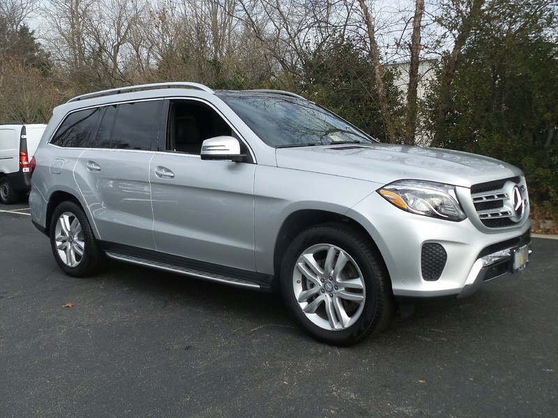 New 2017 mercedes benz gls gls450 suv in midlothian 16050 for 2017 mercedes benz gls450