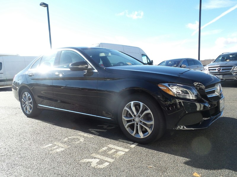 Pre owned 2016 mercedes benz c class c 300 sedan in for Mercedes benz midlothian service