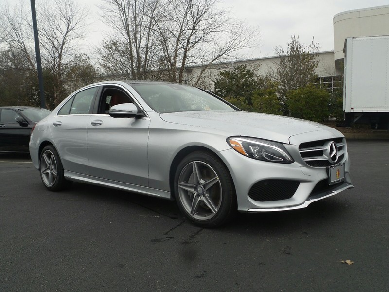 New 2016 mercedes benz c class c300 4matic 4dr car in for 2016 mercedes benz c class c300 4matic