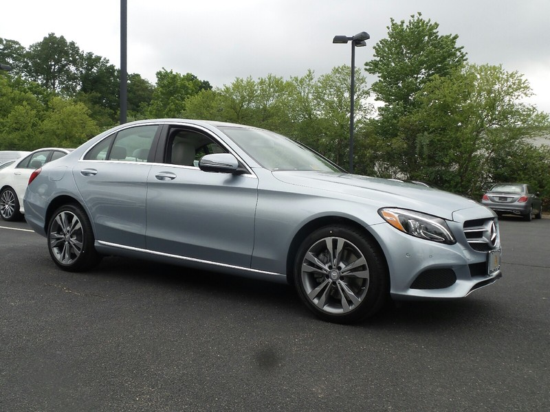 New 2016 mercedes benz c class c300 4matic sedan in for 2016 mercedes benz c class c300 4matic