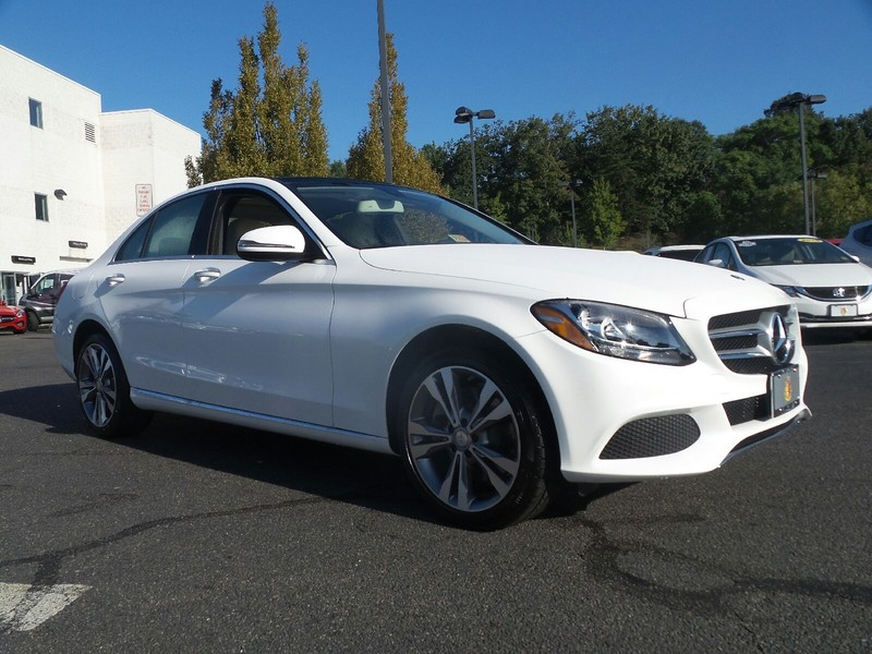 New 2017 mercedes benz c class c300 sedan in midlothian for Mercedes benz midlothian service