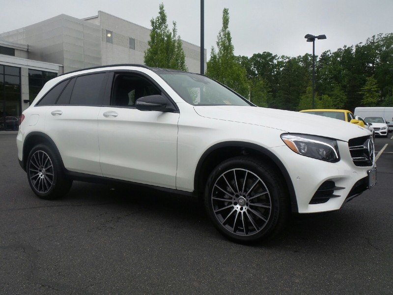 New 2016 mercedes benz glc glc300 4matic sport utility in for Mercedes benz midlothian service
