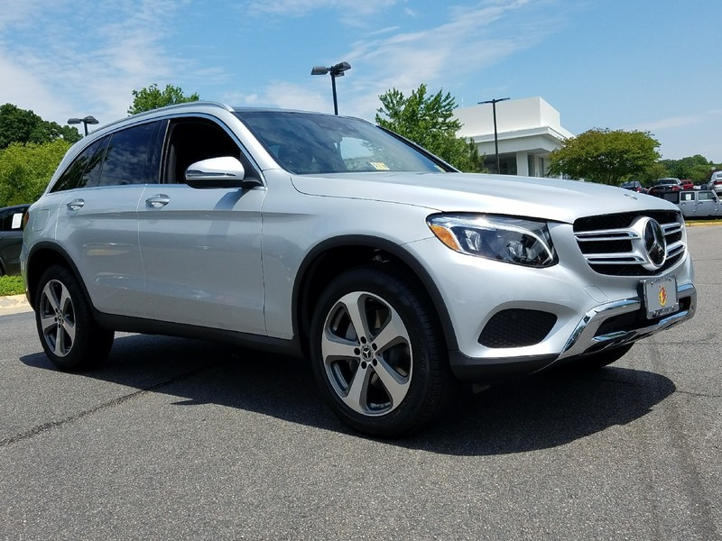 New 2017 mercedes benz glc 300 4matic suv in midlothian for Mercedes benz midlothian