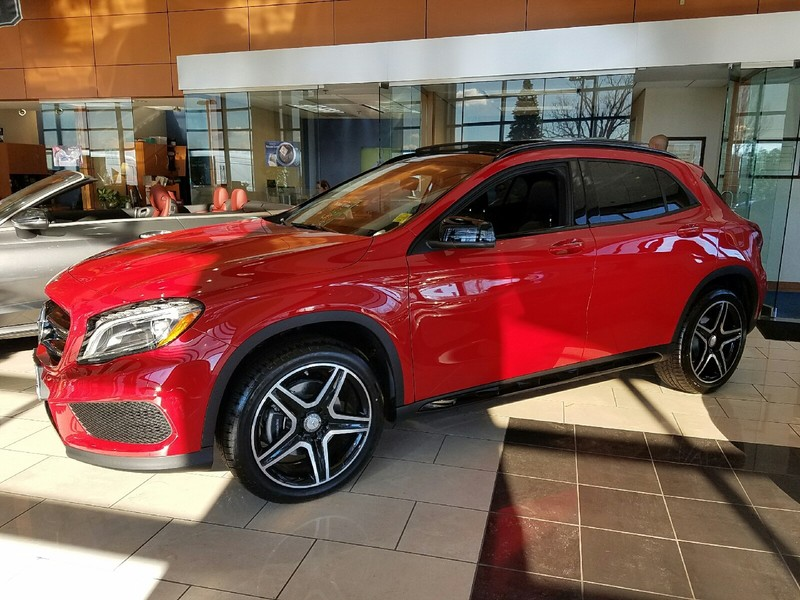 New 2017 mercedes benz gla gla250 sport suv in midlothian for 2017 mercedes benz gla250 suv