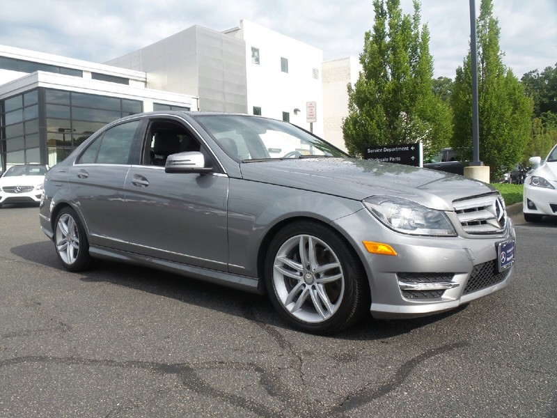 Certified pre owned 2013 mercedes benz c class c300 sport for Mercedes benz cpo special offers