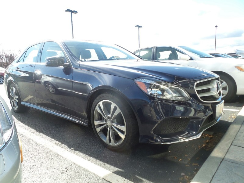 Pre owned 2016 mercedes benz e class e 350 sport sedan in for Mercedes benz midlothian