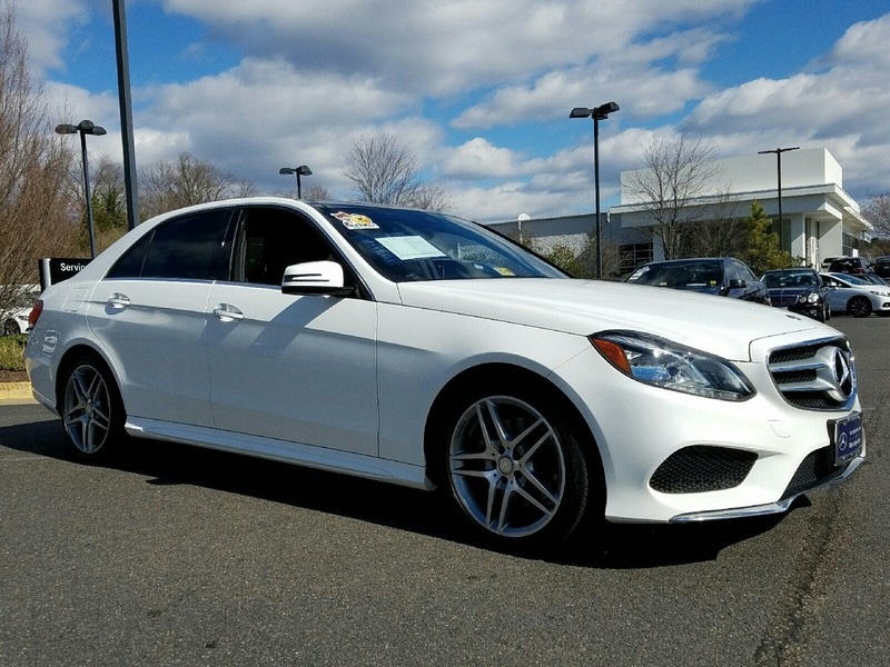Certified pre owned 2014 mercedes benz e class e350w4 for Mercedes benz midlothian
