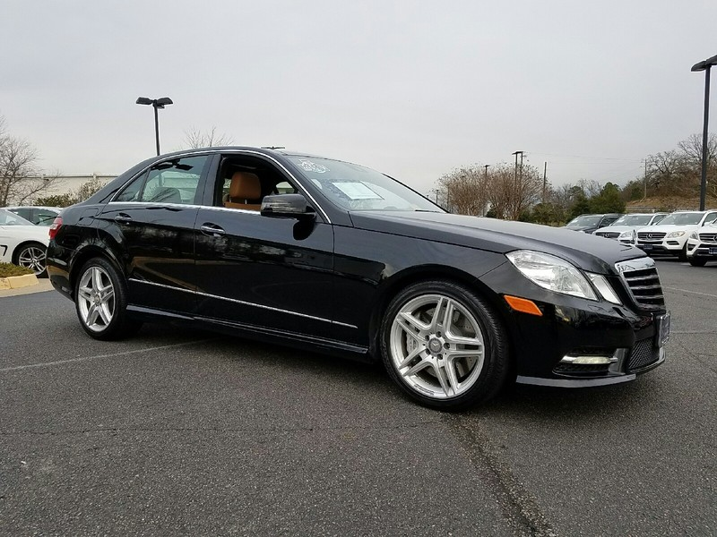 Certified pre owned 2013 mercedes benz e class e550 sedan for Mercedes benz midlothian service