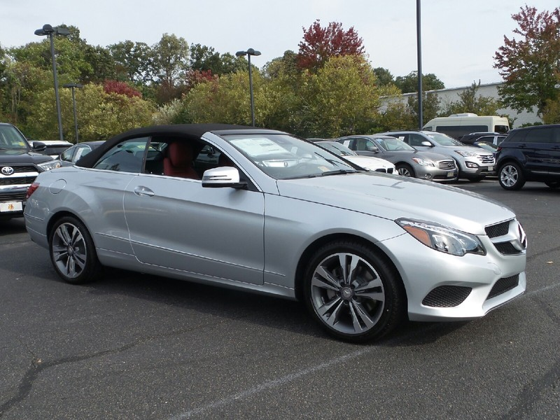 New 2017 mercedes benz e class e400 cabriolet in for Mercedes benz midlothian service