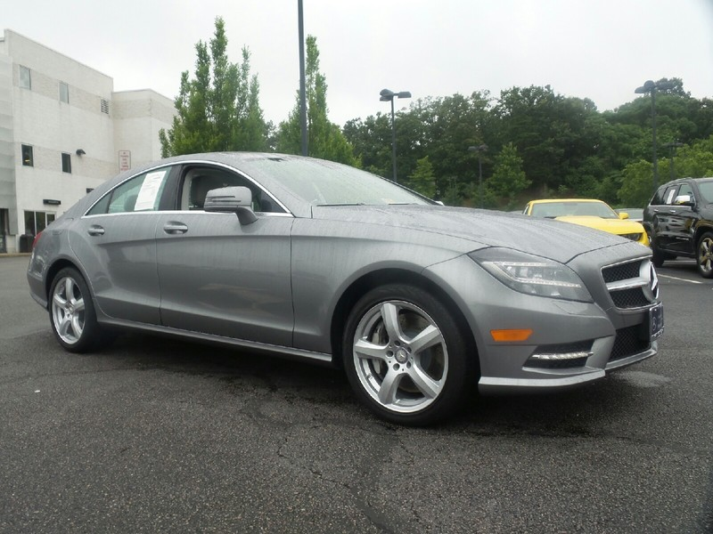 Certified pre owned 2014 mercedes benz cls cls550 4matic for Mercedes benz midlothian service