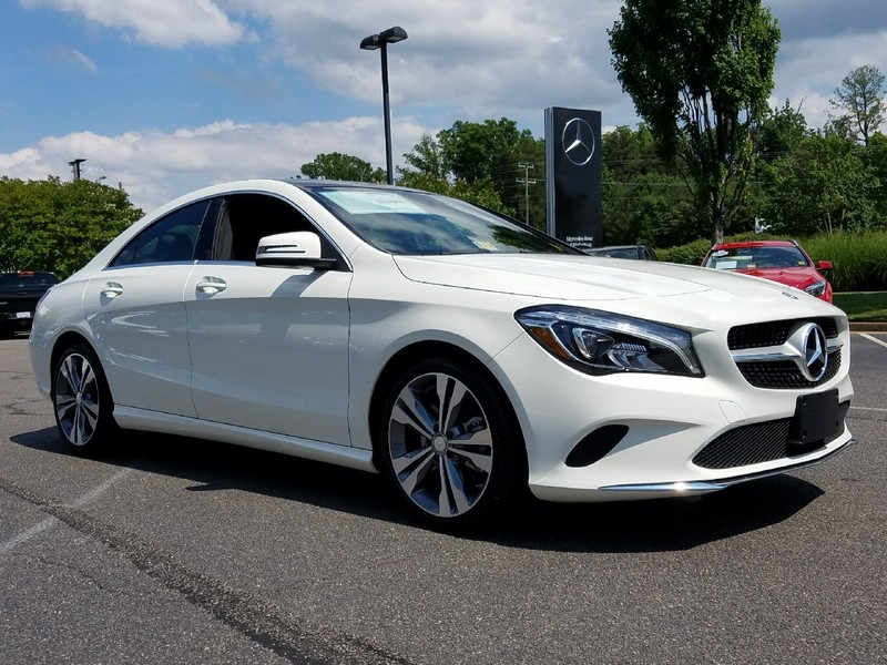 New 2018 mercedes benz cla cla 250 coupe in midlothian for Mercedes benz cla 250 msrp