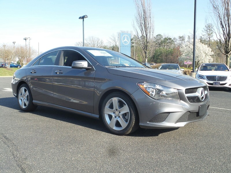 New 2016 mercedes benz cla cla250 4matic 4dr car in for Mercedes benz midlothian