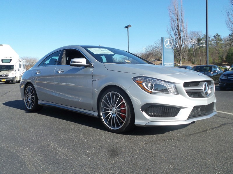 New 2016 mercedes benz cla cla45 coupe in midlothian for Mercedes benz midlothian
