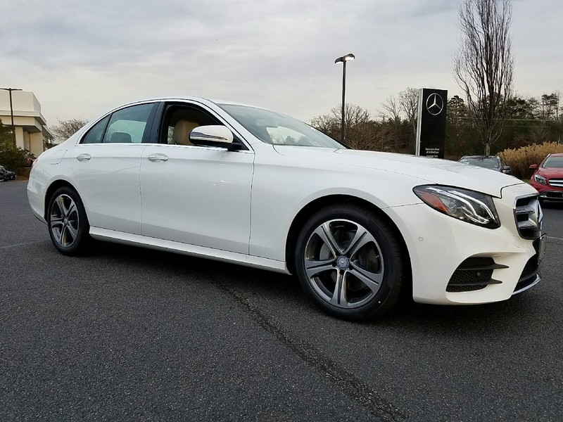 New 2017 mercedes benz e class e300 sport sedan in for Mercedes benz midlothian